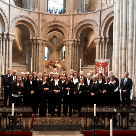 Kirbye Voices at Norwich Cathedral